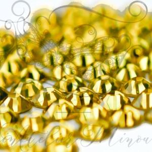 kryształki citrine